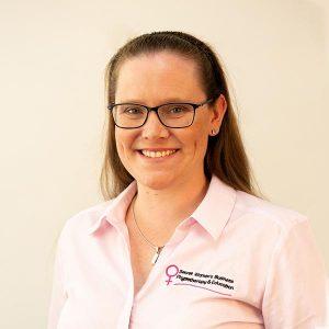Amy O'Mara - Physiotherapist