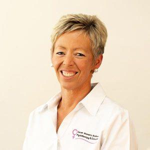 Jenny Opperman - Physiotherapist
