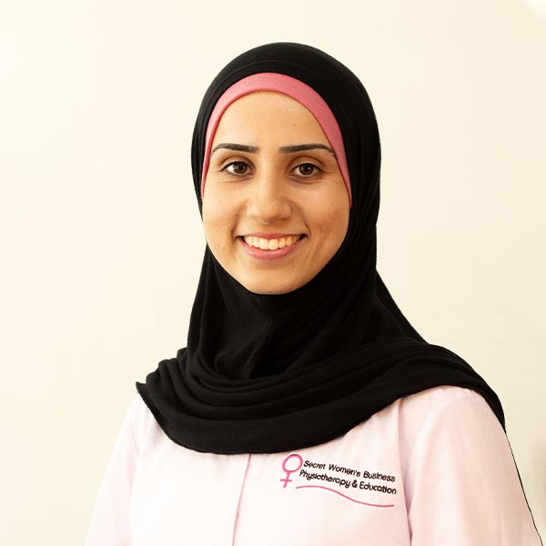 Nadine Yassin - Physiotherapist