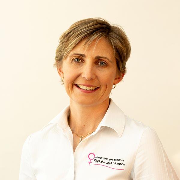 Natasha O'Brien - Physiotherapist