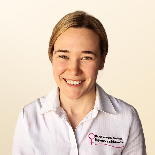 Rebecca Robinson - Physiotherapist